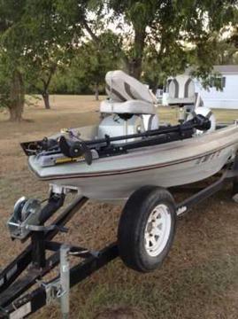 Reposting- 1987 Skeeter Bass Boat for Sale in Waco, Texas ...
