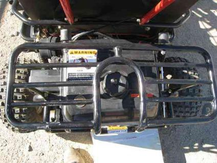 $1,595, Dazon Mini Raider Go-Kart Dune Buggy (7th st and Peoria)