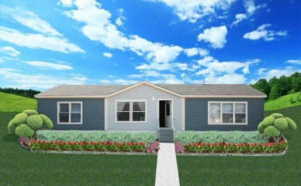 1,595 Sq. Ft. Double Wide On Sale