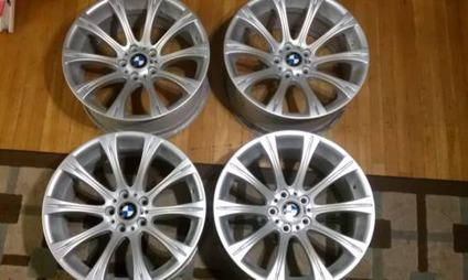 bmw m5 wheels oem e60 4 for sale in los angeles. Black Bedroom Furniture Sets. Home Design Ideas