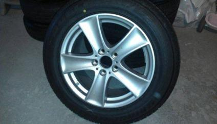 $1,700 New Bmw X5 18 Rims and Tires Woburn