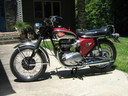 1966 bsa lightning for sale in lynchburg virginia classified. Black Bedroom Furniture Sets. Home Design Ideas