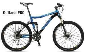 Fuji Outland Pro Full Suspension Mountain Bike for Sale in ...