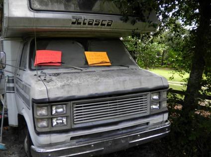 $1,800, 1979 Itasca Motor Home