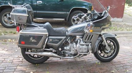 Honda Sioux City >> 1983 Honda Goldwing GL1100 Aspencade for Sale in Sioux City, Iowa Classified | AmericanListed.com