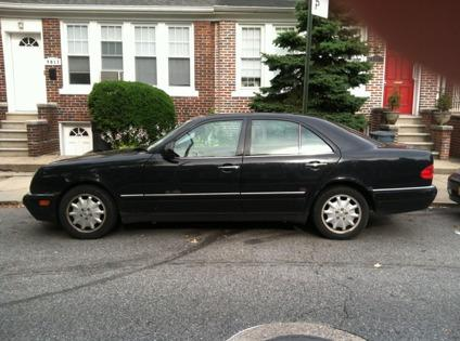 $1,800 OBO 1999 Mercedes-Benz E-Class E320 Sedan 4D