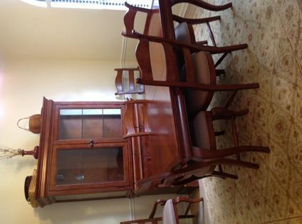 obo beautiful dining room set for sale in jacksonville
