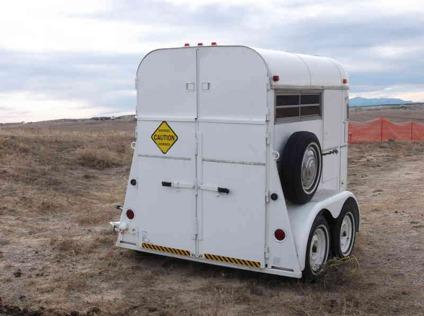 $1,900 Horse Trailer for Sale