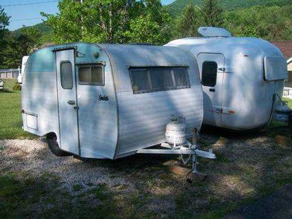 $1,950 1968 serro scotty camper 13 FT SMALL LIGHT LIKE SCAMP