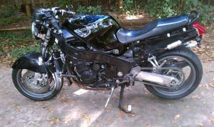 Zx 11 Cafe Racer 1100cc Motorcycle Tallahassee Fl For Sale In