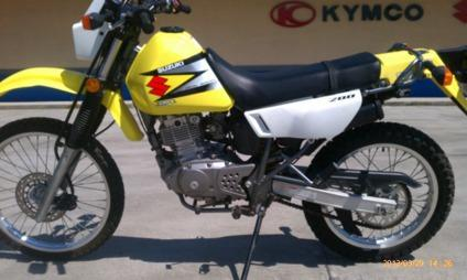 Obo 2004 Suzuki Dr 200 Se Only 219 Miles For Sale In