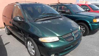 used 1999 dodge grand caravan for sale for sale in miami. Black Bedroom Furniture Sets. Home Design Ideas