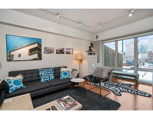 1 Bed 1 Bath Condo 505 TREMONT ST #612