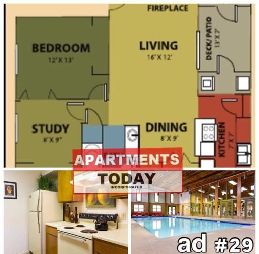 1 Bedroom WITH Study Under For Rent In San Antonio Texas Classified Americ