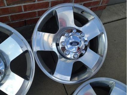$1 Ford Truck F-250 Set- Alloy 20