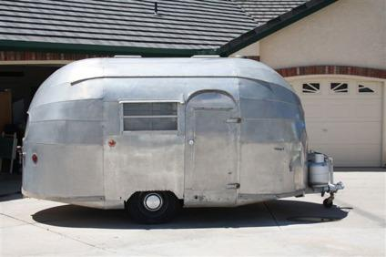 $1 OBO Vintage Airstream travel Trailer Camper