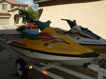 $1 Very Nice 96 Jet Ski- Very Strong and Very Cheap  So. West, Vegas