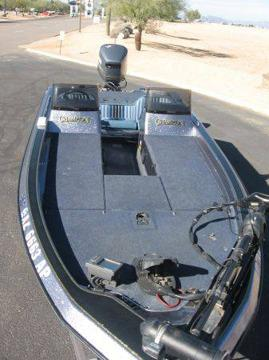 Boat Trailer Wiring >> 1995 CHAMPION 204 DCX (bass boat) for Sale in Phoenix ...