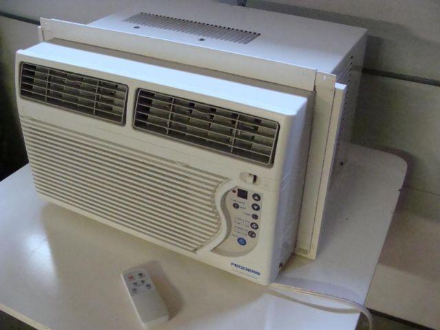 10 000 Btu Fedders Window Air Conditioner With Remote