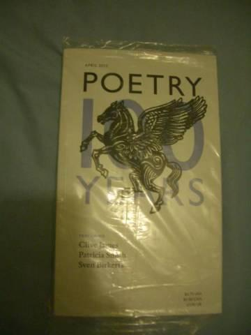 10 Brand New Shrink Wrapped Poetry Mag Book - April