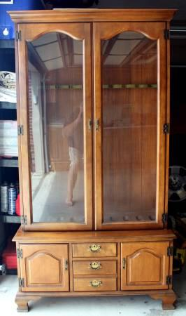 10 gun gun cabinet - for sale in savoy, illinois classified