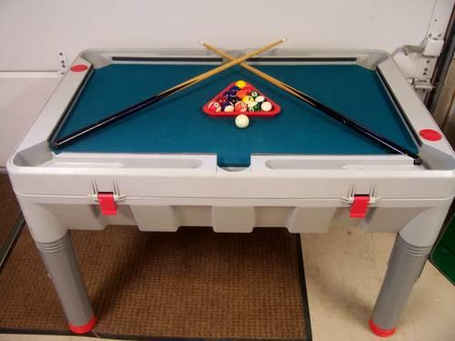 10 In 1 CHAMPIONSHIP SPORTS TABLE   POOL   HOCKEY