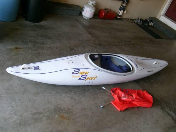 10' Perception Proline Kayak - $225