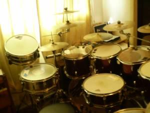10 piece pdp drum set by dw tulare for sale in visalia california classified. Black Bedroom Furniture Sets. Home Design Ideas