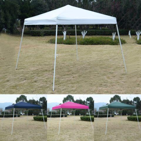 10'X10' EZ POP UP Tent Gazebo Wedding Party Shelter