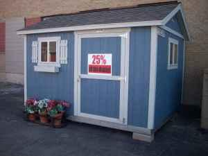 10' x12' Ranch Shed - $2986 (Denver Metro)