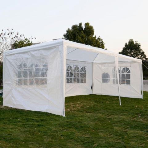 10x20 Outdoor Canopy Party Wedding Tent Heavy duty Events