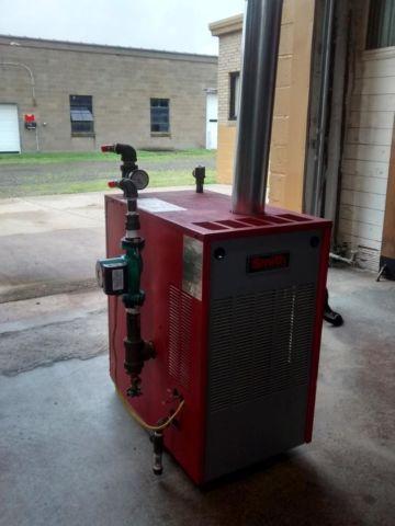 100 000 Btu Boiler For Sale In North Warren Pennsylvania