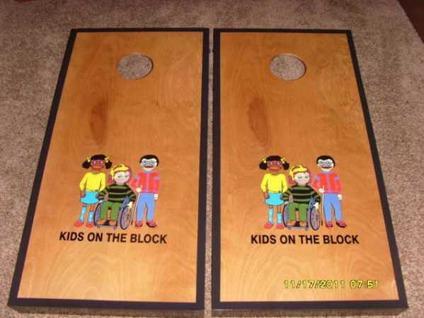 $100 cornhole-corn hole boards wbags