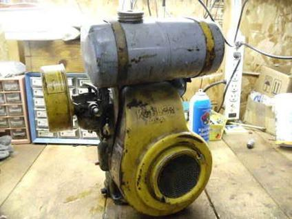 KOHLER K91 4hp ENGINE for Sale in Binghamton, New York Classified ...