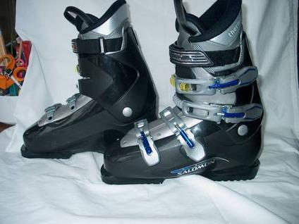 bc044c65098 Men size 9 Salomon Performa 4.0 ski boots for Sale in Candler, North ...