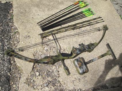 $100 OBO, PSE Jet-Flite old hunting bow