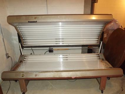 p sl sca beds used bed s wolff ebay system tanning iv series