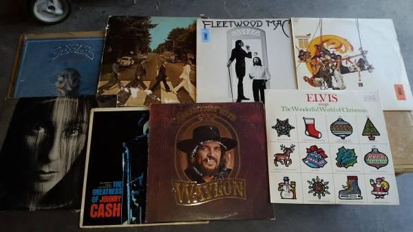100+ Records for sale - $40