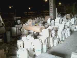 1000 S And 1000 S Of Used Ceramic Molds For Sale