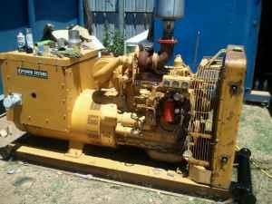 100kw Generator W 3304 Cat Engine Winters Tx For Sale
