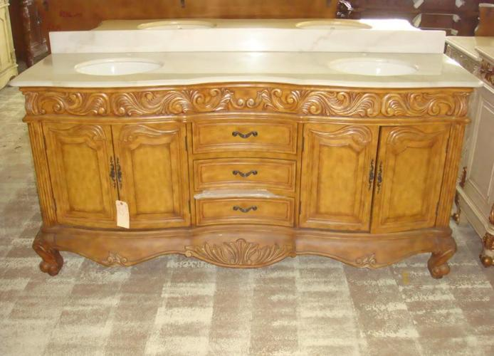 100s of marble granite top bathroom vanities as is - Cheap bathroom vanities under 100 ...
