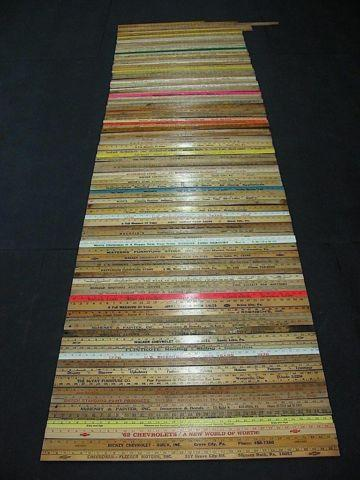 Car Dealerships Columbus Ohio >> 102 Vintage Advertising Yardsticks -10-1/2 feet for Sale in Concord, Ohio Classified ...