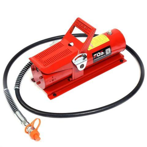 10T Porta Power Hydraulic Air Foot Pump Lift