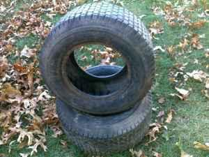 10x6.50x8 lawn mower tires - (bonner springs) for Sale in ...