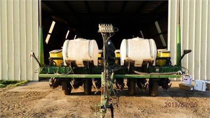 1995 John Deere 7200 Planter For Sale In Agenda Kansas Classified
