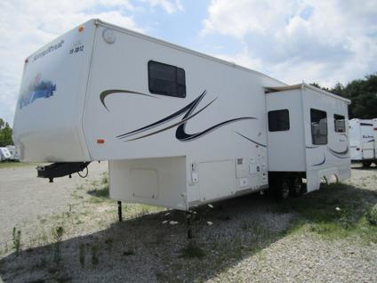 for sale 32 ft sunny brook 5th wheel camper for sale