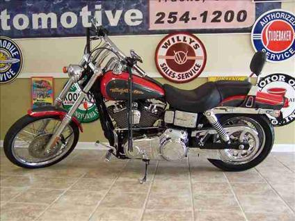 $11,900 Weekly Used 2006 Harley Davidson Dyna Wide