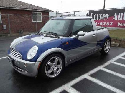 2006 mini redbull mini cooper truck for sale for sale in spokane washington classified. Black Bedroom Furniture Sets. Home Design Ideas