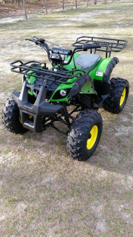 110 / 125 kids atv like new tags / will take payments