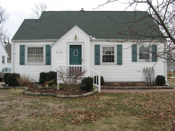 3br 1137ft Cute 3 Bedroom Morton House For Rent 428 N Illinois Map For Rent In